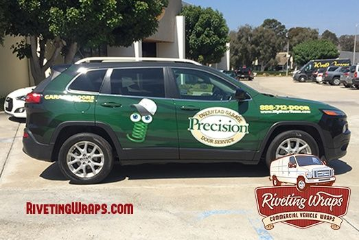 National Franchise Brands With Cherokee Suv Graphics San Diego