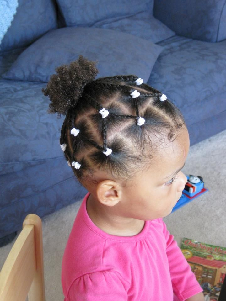 This Would Be A Great Hair Style To Do With A Pretty Hair Tie For A Fancy Event Cheveux