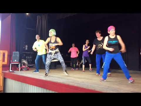 1 Zumba Gold All Night Long Lionel Ritchie Pre Cool Down