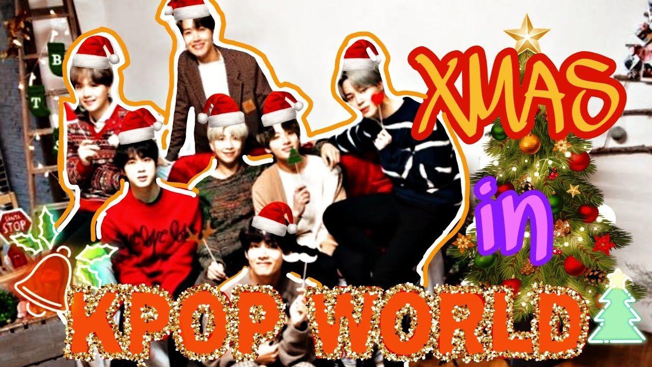 K Pop Celebrating Christmas 2020 How K Pop Idols Groups Celebrate Bts Christmas Christmas Celebrations Pop Idol