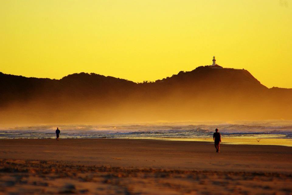 photo by Cyndi Scharka = beautiful Byron Bay - Australia