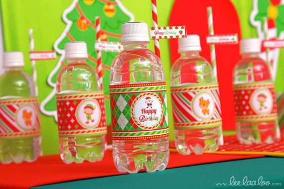 ••• Santa's Factory Birthday Party Theme •••  Shop Them Here:  https://www.etsy.com/shop/LeeLaaLoo/search?search_query=b70&order=date_desc&view_type=gallery&ref=shop_search  ♥♥♥ Vendor Credits:  ♥ Party Styling: LeeLaaLoo - www.leelaaloo.com  ♥ Party Printable Design & Decoration: LeeLaaLoo - www.etsy.com/shop/leelaaloo  Our YouTube channel for some DIY tutorials here: http://www.youtube.com/leelaaloopartyideas