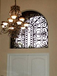Creative Faux Iron SolutionsDecorative Iron Works A grille