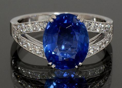 Un total de .32 carats peser Authentique émeraude Et Diamant Accent 10k gold ring