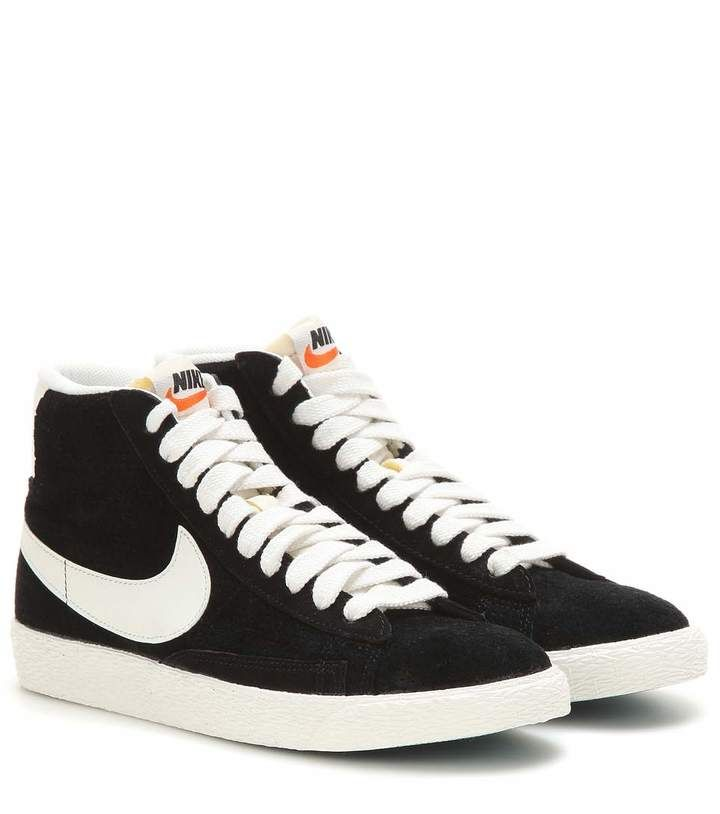 1d16633568862 ... discount code for nike blazer mid vintage suede high top sneakers 82179  3e85a