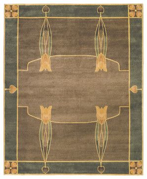 Stickley Monterey Grove Rug Ru 1400 The Mission Home In