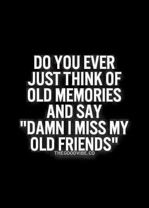 Pin By Karen Ryan On Good Advicehumor To Make Me Smile Pinterest Delectable Quotes About Past Memories Of Friendship