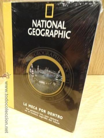 LA MECA POR DENTRO. POR PRIMERA VEZ, UNA CAMARA DENTRO. ED / NATIONAL GEOGRAPHIC. DVD PRECINTADO.