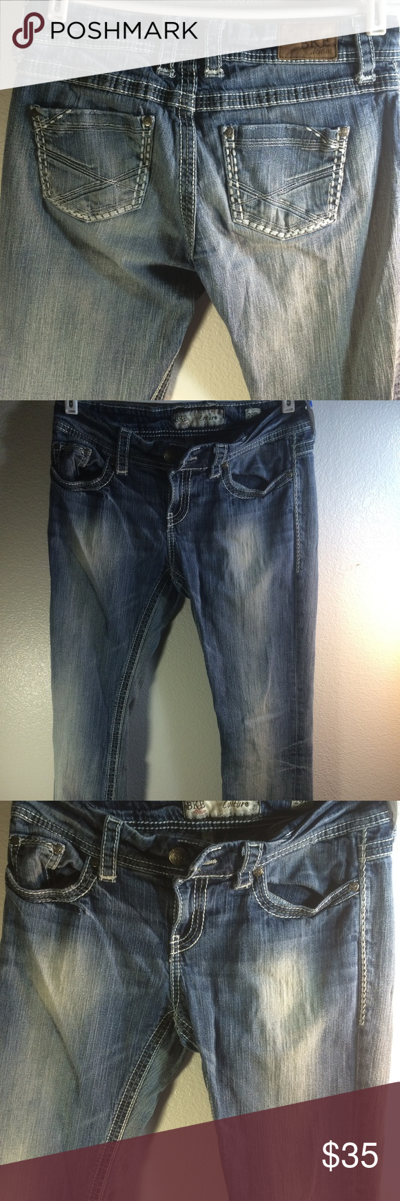 """BKE ABK612 Culture Denim 