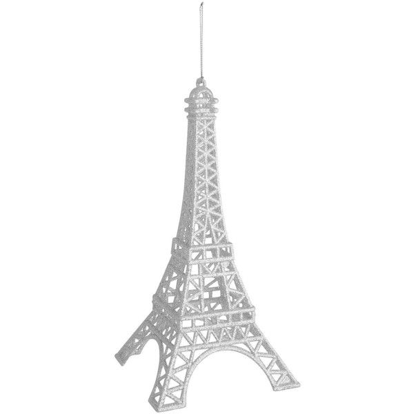 Pier 1 Imports Eiffel Tower Ornament - small Paris Birthday Party