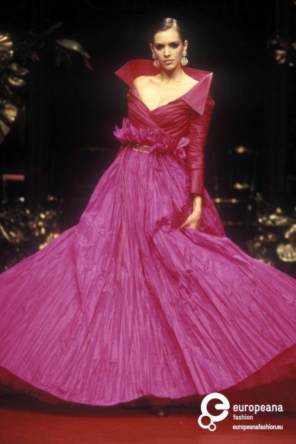 Christian Dior, Autumn-Winter 1994, Couture | Dior Couture 1994 ...