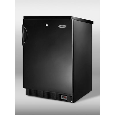 Summit Appliance Summit Commercial 23 63 Inch 5 5 Cu Ft Pub Cellar For Craft Beer Color Black Compact Refrigerator Color Refrigerator