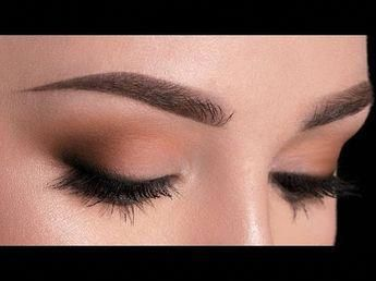 easy everyday smokey eye makeup tutorial  no false lashes
