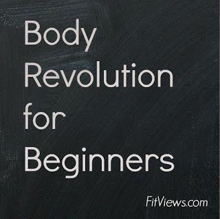 Jillian Michael's Body Revolution for Beginners