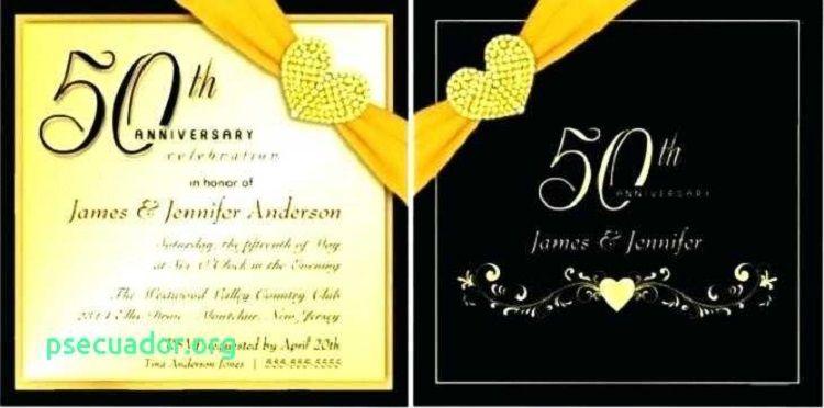 50th Birthday Invitations Download Free