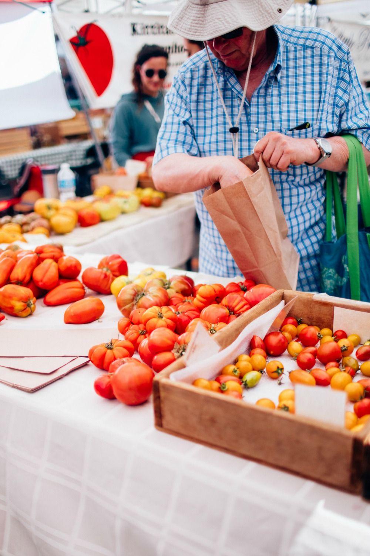 Miri's Seattle at the Farmer's Market  Poffertjes (Mini