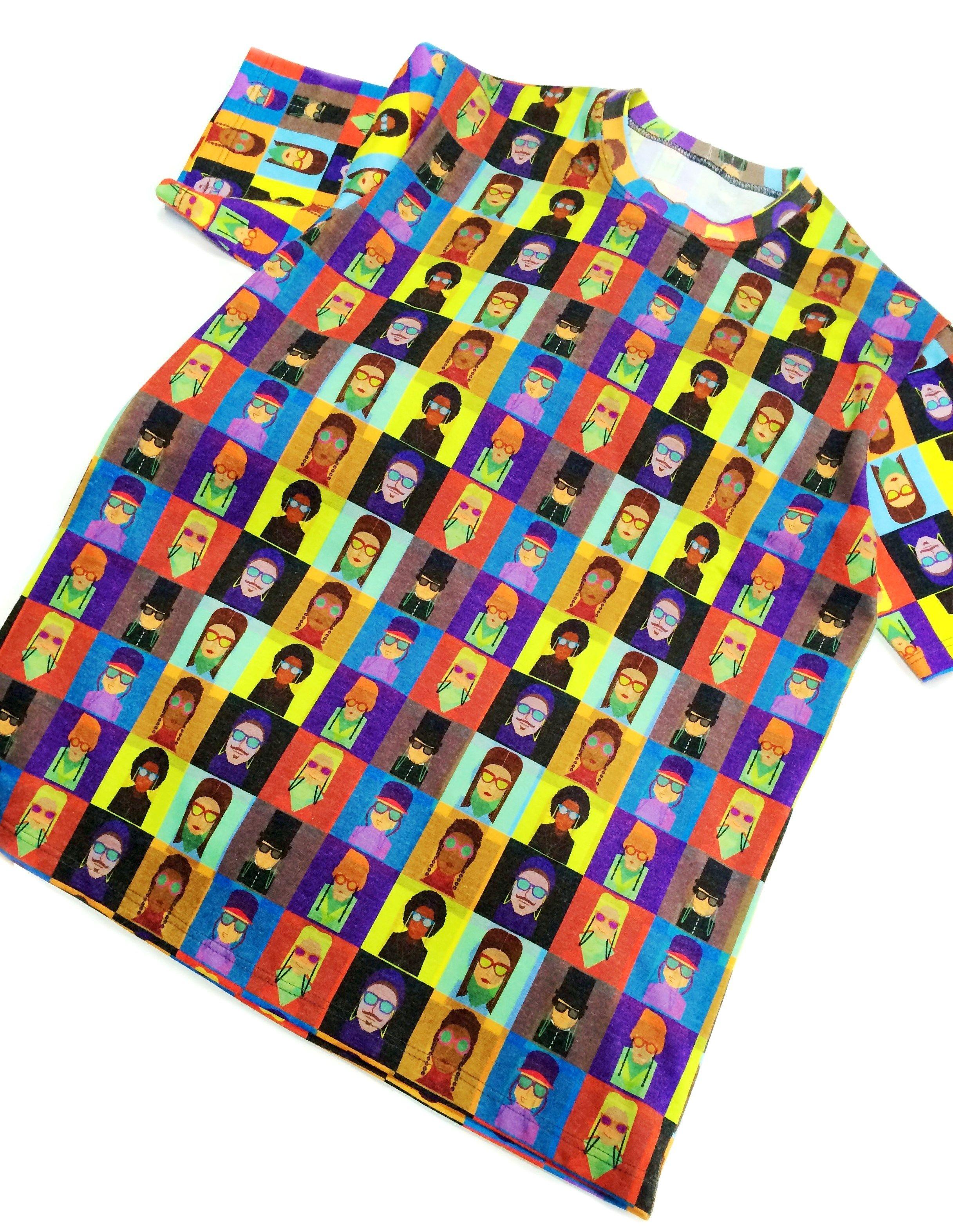Camiseta Customizada Tessuto Speciale T-Shirt / USDRAUZINTON direitos reservados