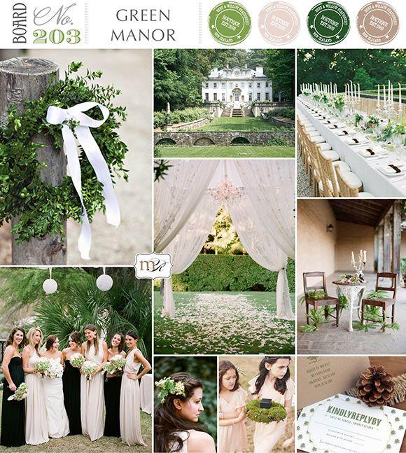 Magnolia Rouge: 203 - Green Manor