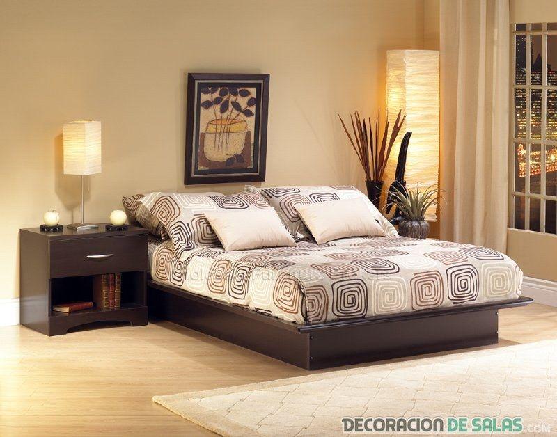 Resultado de imagen para dormitorios matrimoniales colores de ...