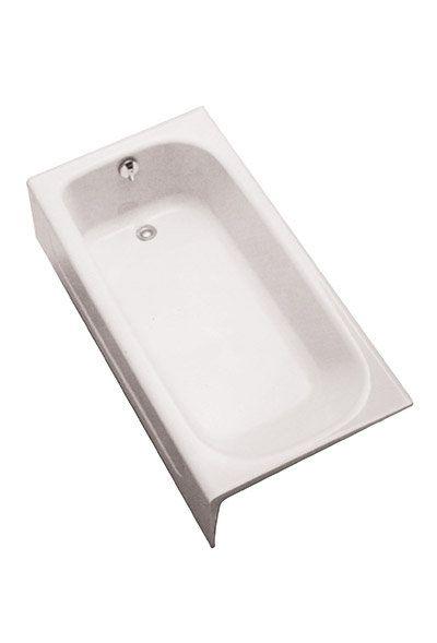 Toto Fby1515lp Bathtub Cast Iron Bathtub Soaking Bathtubs