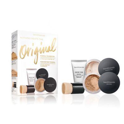 Original Get Started Makeup Kit Makeup Set Bareminerals Foundation Kit Mineral Foundation Bareminerals
