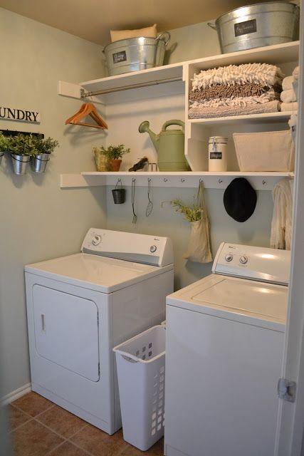 Laundry Room Reveal | Annapolis & Company | laundryroom | Pinterest ...