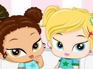 New Bratz Baby Day Care game. Babysitting GamesDay CareOnline ...