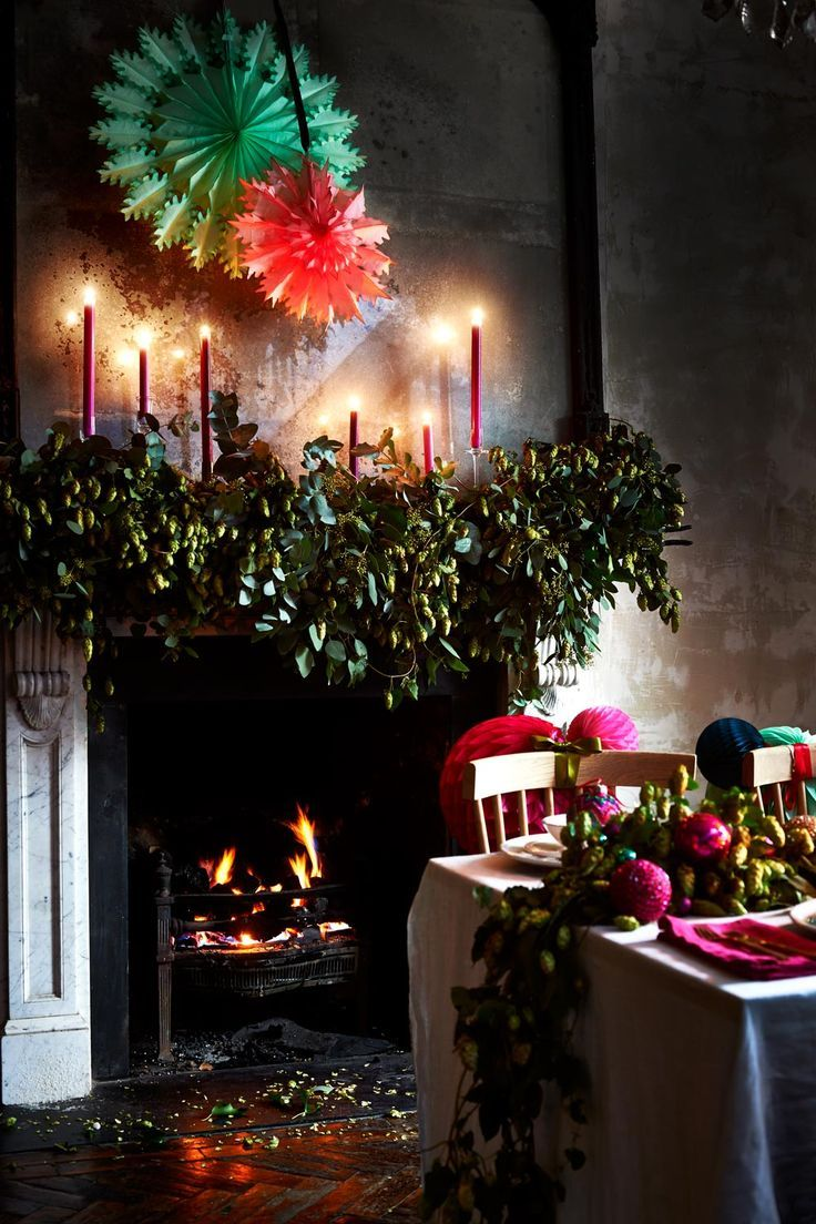 alternative and easy ways to decorate for christmas christmas