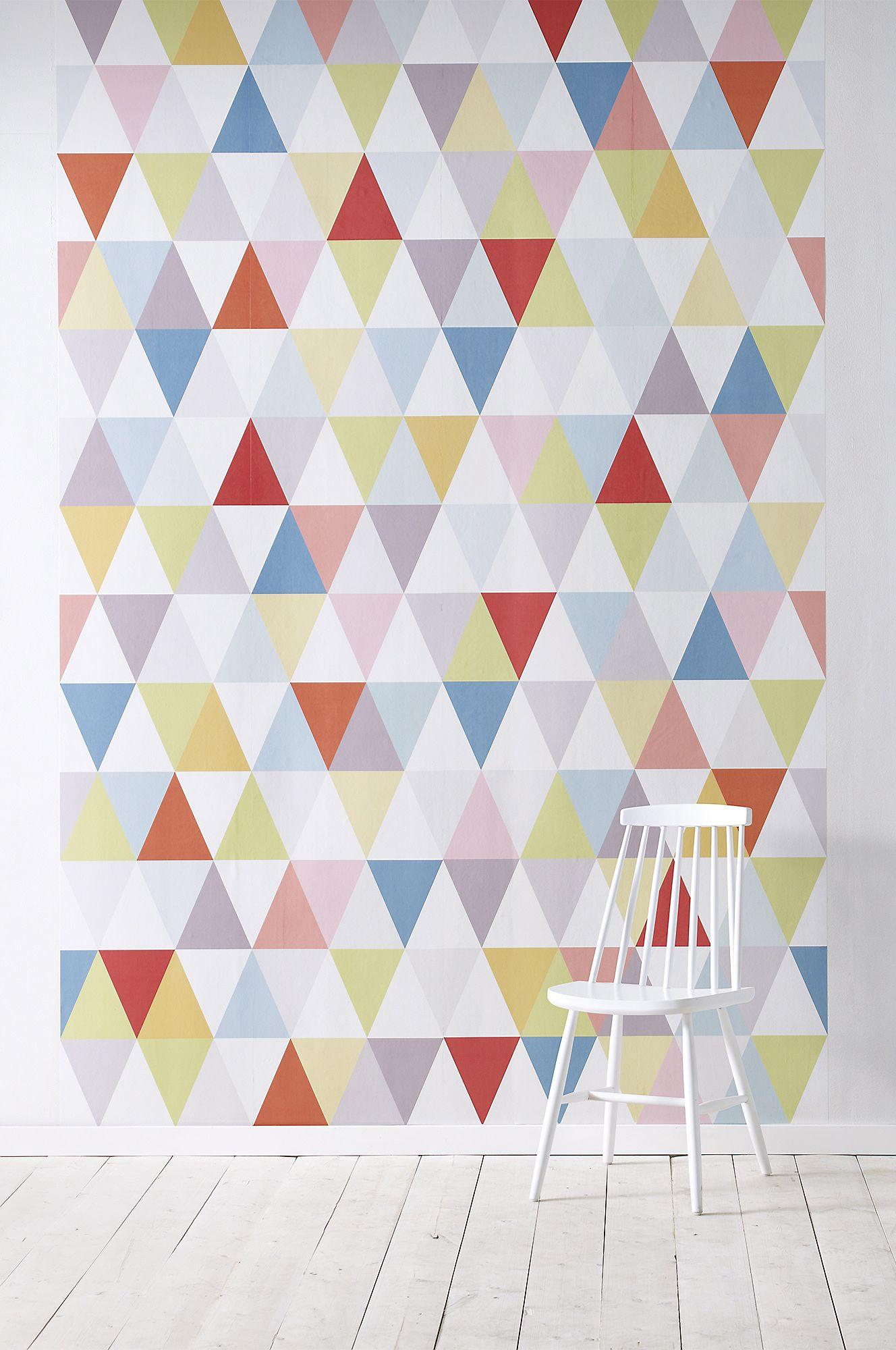 Wallpaper By Ellos Multi Tapet Bonnie Placed St Rrelse Cm