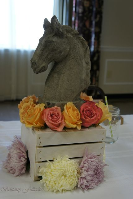 leighs kentucky derby bridal shower