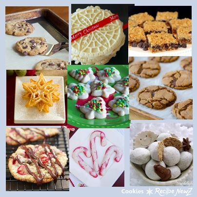 Cookies for the Holidays #recipes #cookies Recipe  Holiday