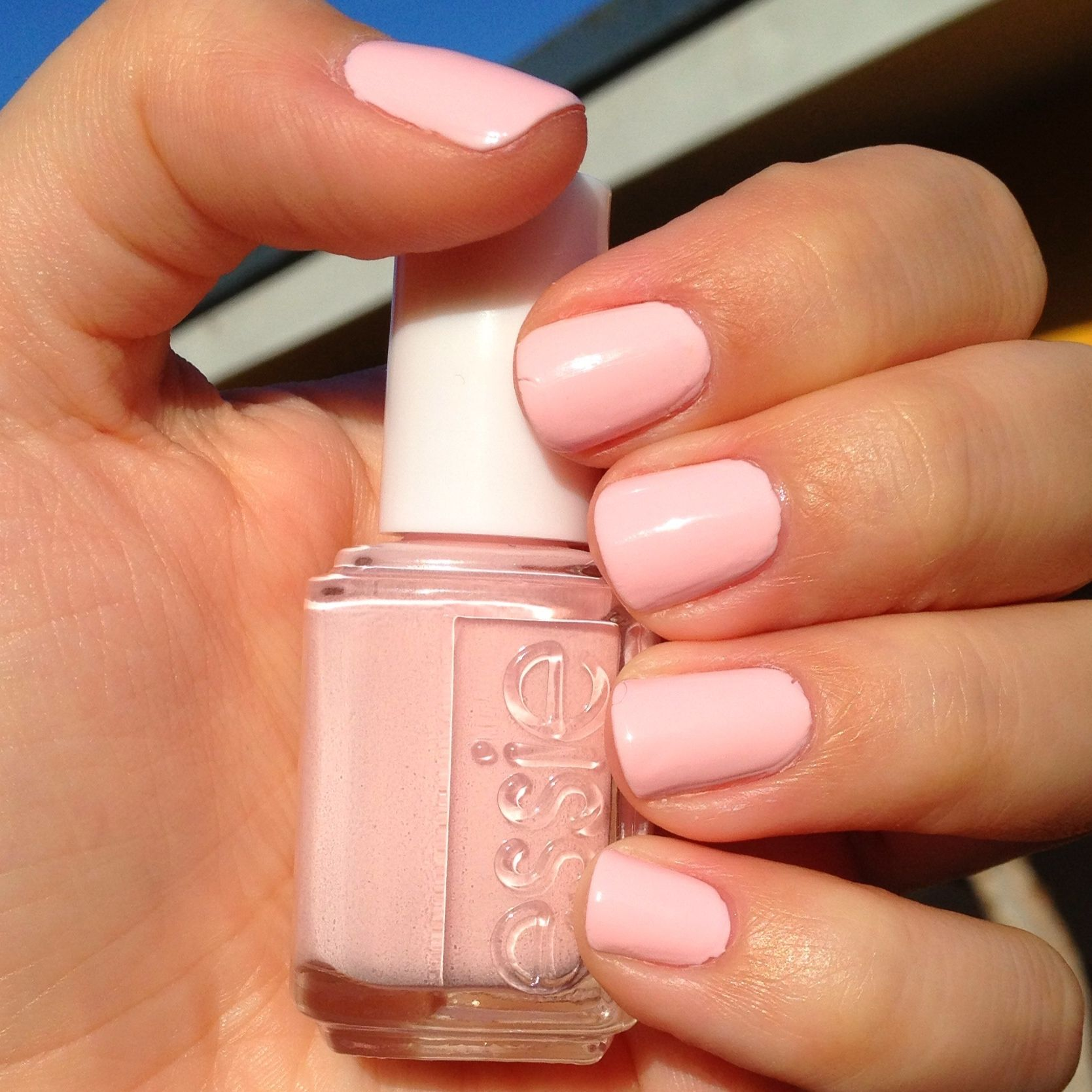 Best Spring and Summer Nail: Essie - Fiji | BEAUTY | Pinterest