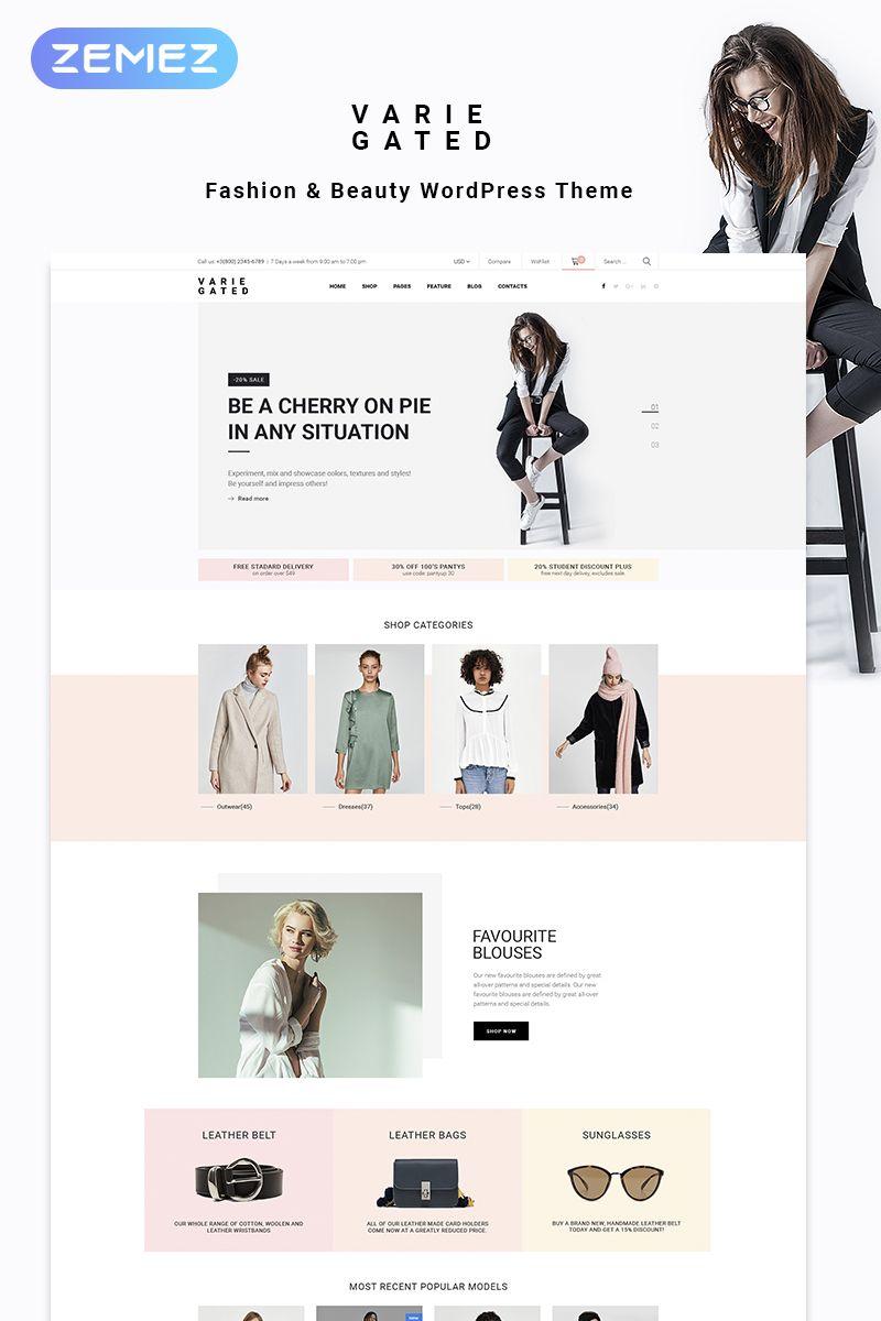 57f6b87574 Varie Gated - Fashion Online Store Elementor WooCommerce Theme #WooCommerce  #Fashion #Online #Varie