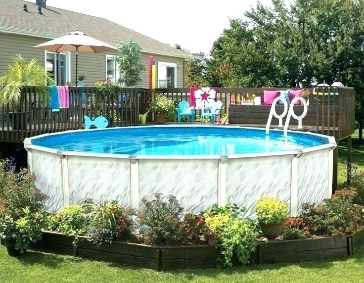 58 Garden Ideas Garden Above Ground Pool Landscaping Best Above Ground Pool