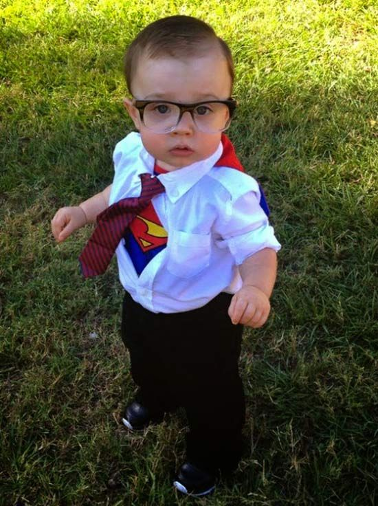 clark kent 31 of the best kids halloween costumes