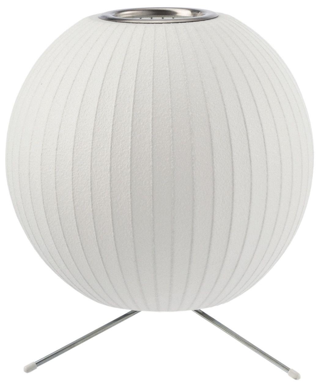 Nelson Ball Tripod Lamp Nelson bubble lamp, Tripod table