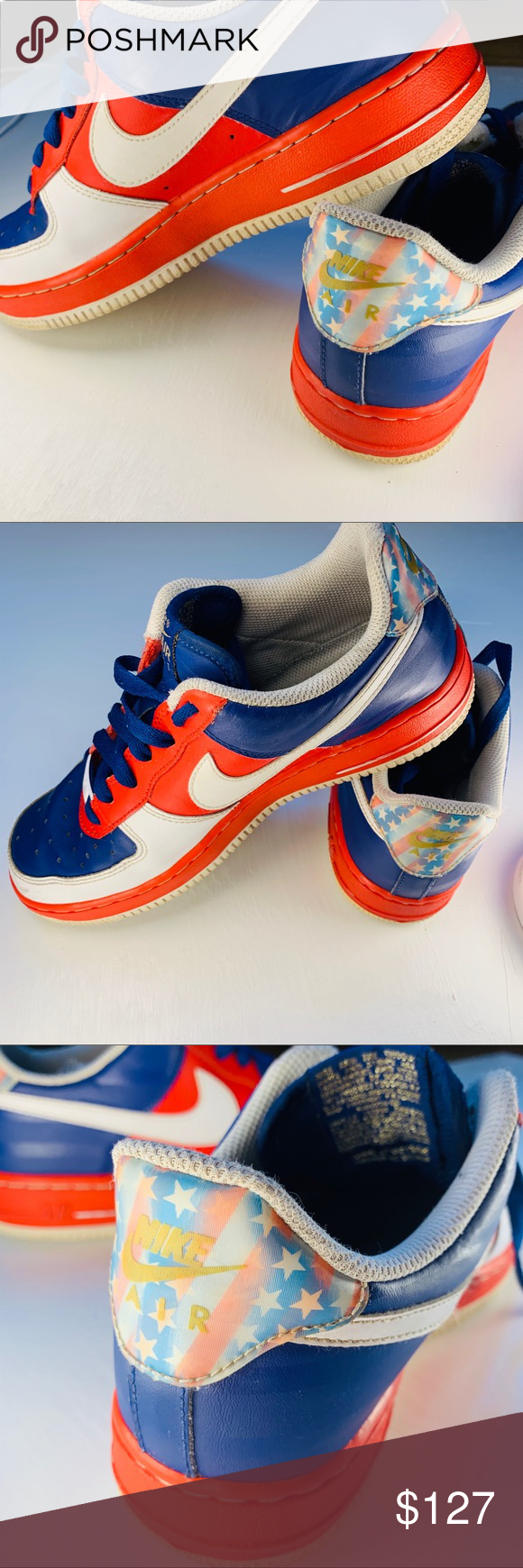 Nike Air Force 1 '82 rare custom made (With images