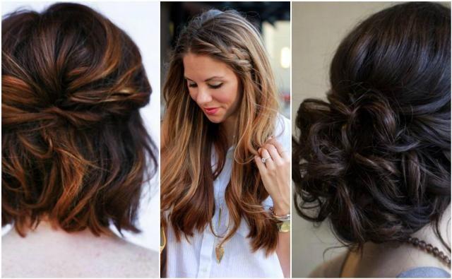 Fryzury Dla Szatynek 10 Propozycji Na Jesień Włosy Hair