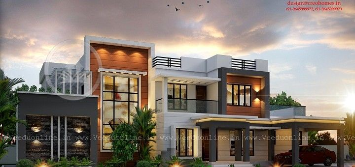 Veeduonline Page 41 of 109 Kerala Home Designs & Free Home Plans