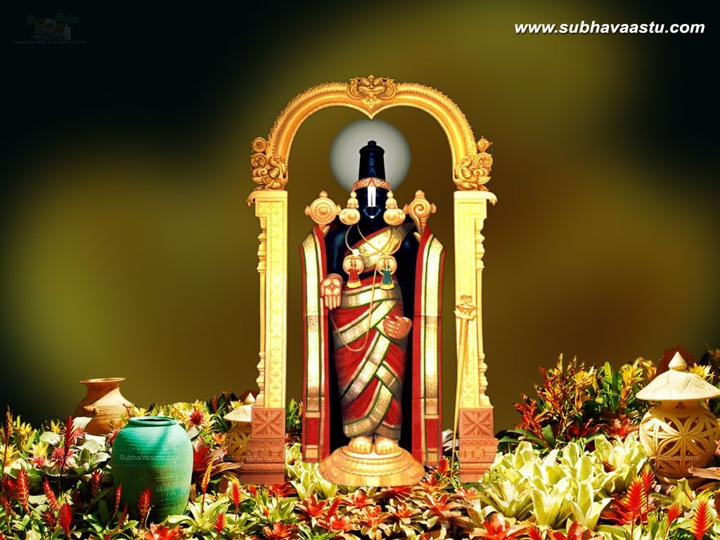 Lord Venkateswara Hd Wallpapers For Desktop 1080p 31 Hd