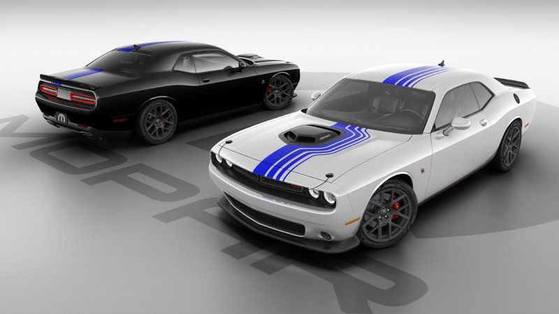 Mopar Dodge Challenger Celebrates 10 Years Of Factory Backed Mods About Auto Connection Manassas Dodge Challenger Mopar Dodge Challenger Srt Hellcat