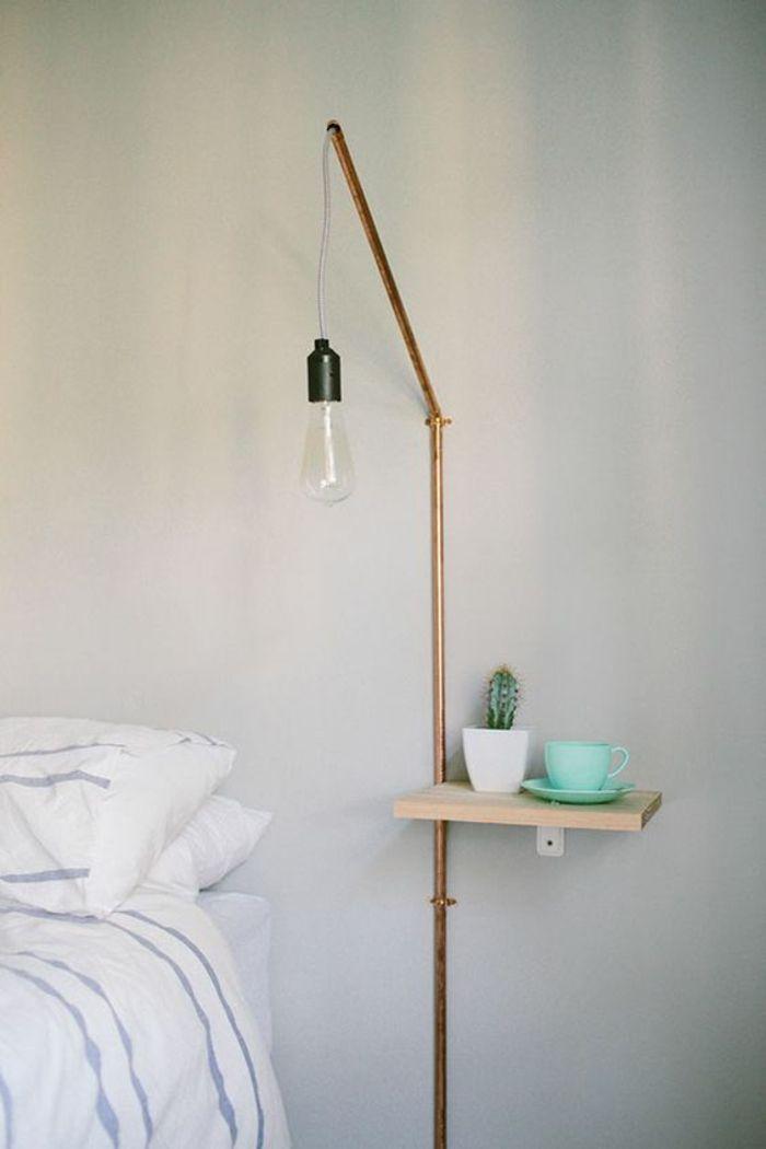 Lampen selber machen - 25 inspirierende Bastelideen   Pinterest ...