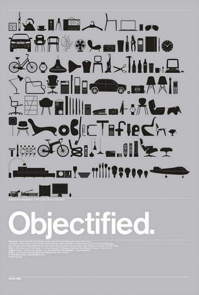 "Objectified Movie Poster Inspiration for the ""Follow"
