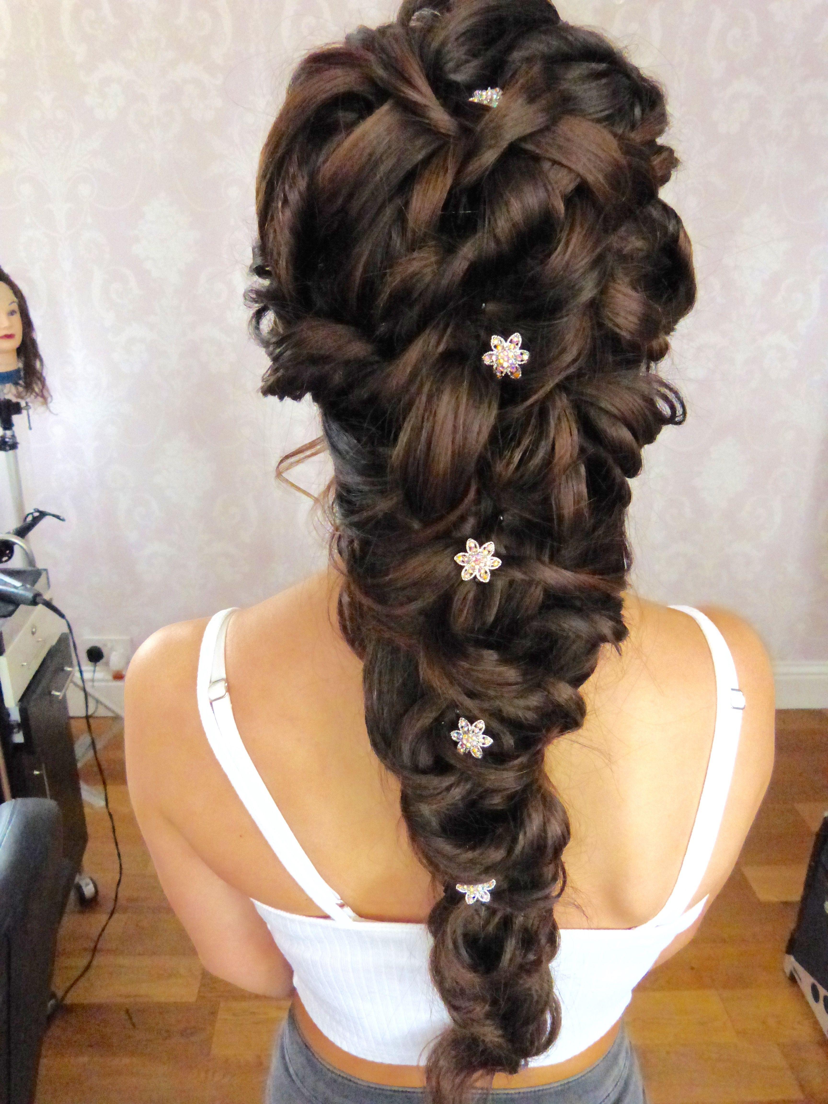 Pretty Beautiful Hair Hairstyle Gallery Hair Wedding Hairstyles