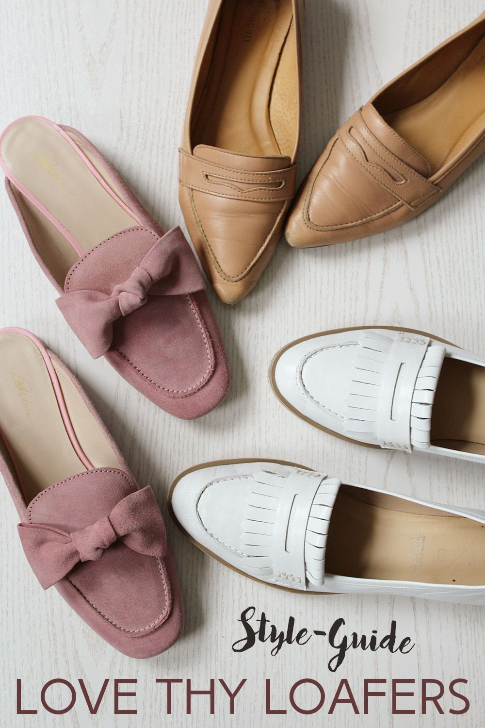 7935af31cf4e Style-Guide: Love Thy Loafers | Fashion | Sleek + Chic | business ...
