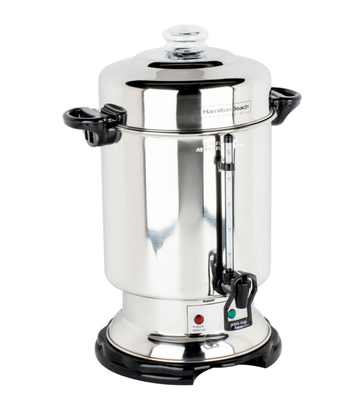60 Cup Coffee Urn Coffee Urn Stainless Steel Coffee Urn