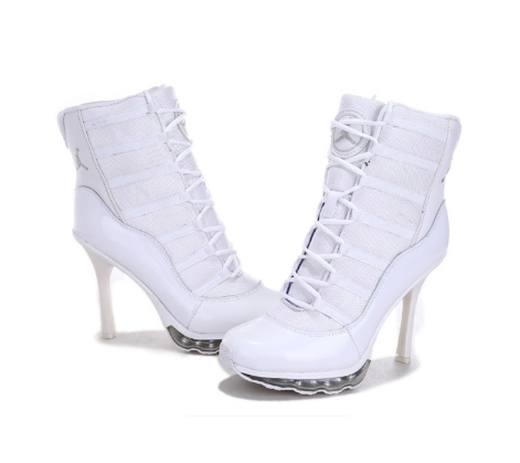 Tacón Mujer Jordan Nike Zapatos De 11 Alto Air Blancos ZuiXPkOT