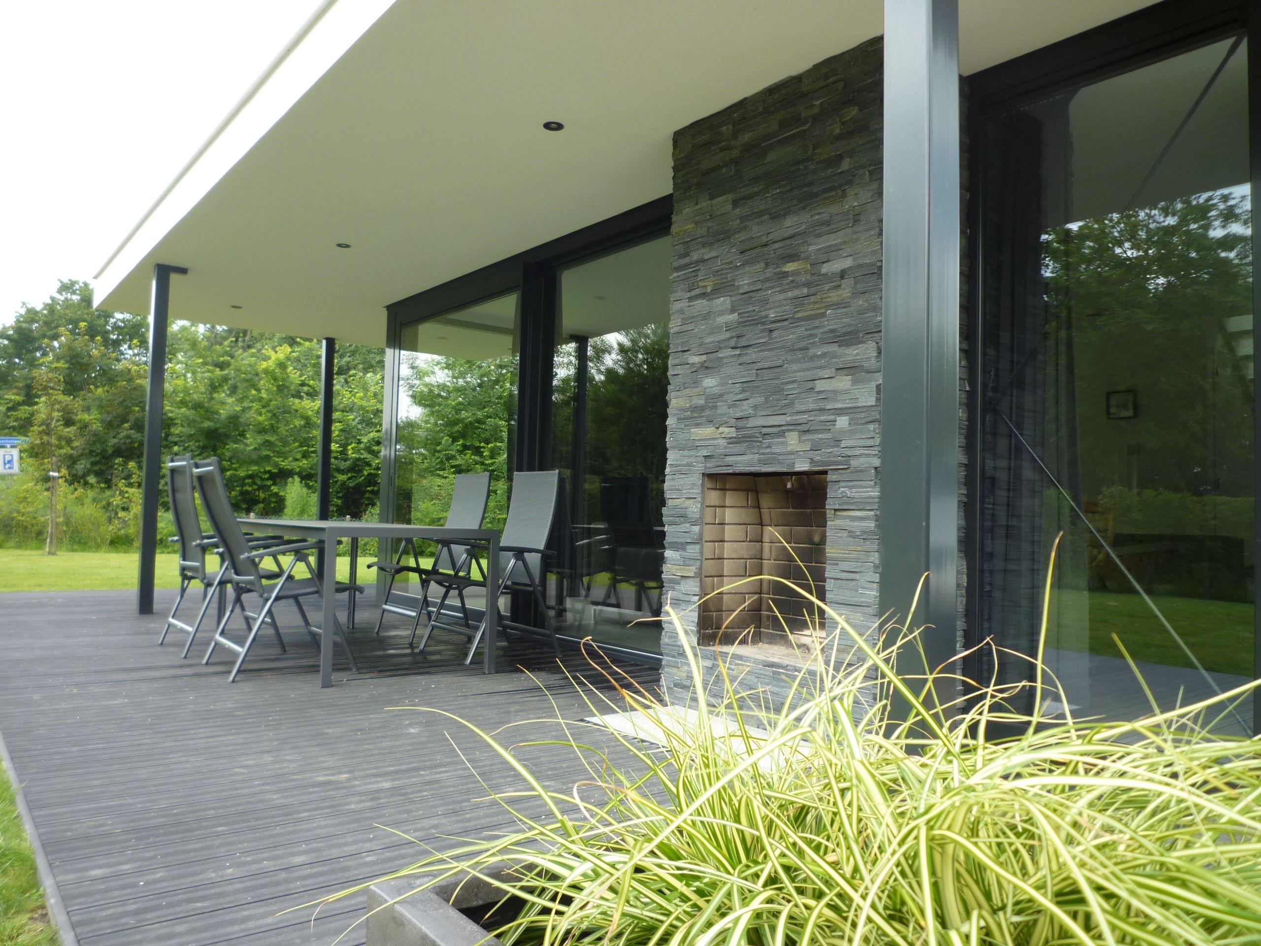 Luxe vakantiewoning met houtkachel, sauna en buitenhaard ...
