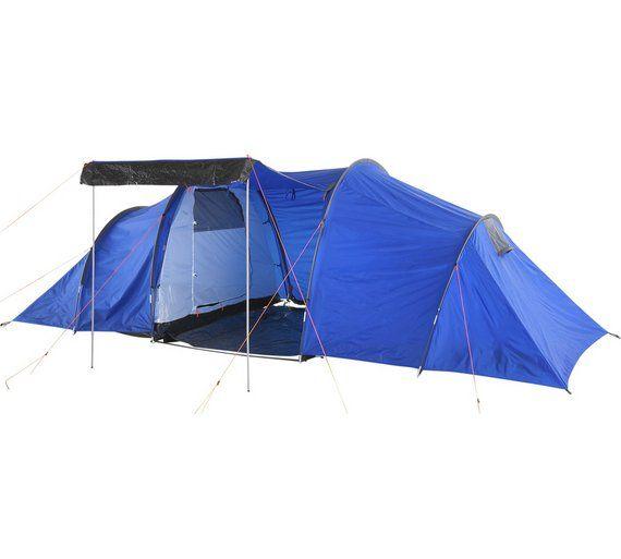 Buy ProAction 6 Man 2 Room Tent at Argos.co.uk - Your Online  sc 1 st  Pinterest & Buy ProAction 6 Man 2 Room Tent at Argos.co.uk - Your Online Shop ...