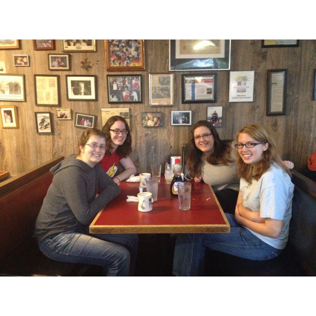 Breakfast at Annie's!